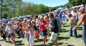 Redwood Mountain Faire 2012