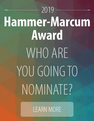 Hammer-Marcum Award