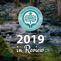 2019 in Review, Valley Women's Club of SLV