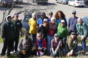 Estuary Project Volunteers
