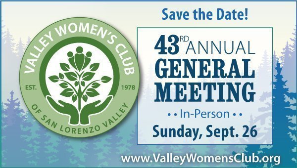 General Meeting Save the Date